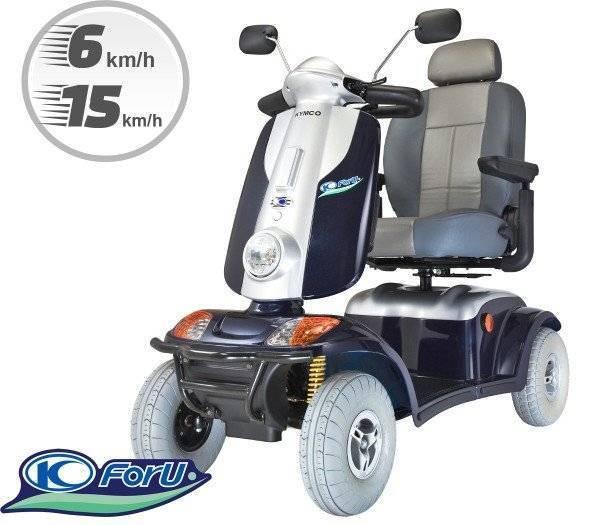 Scootmobiel MAXI XL