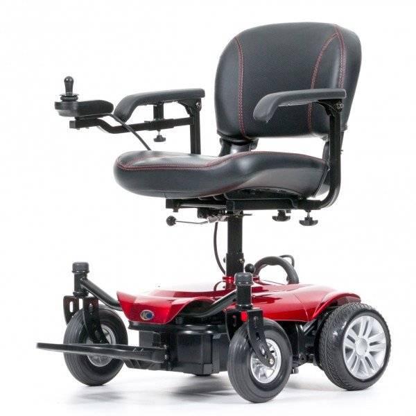Kymco Elektrorollstuhl K-Chair mit 360 Grad-Ansicht im Rehashop