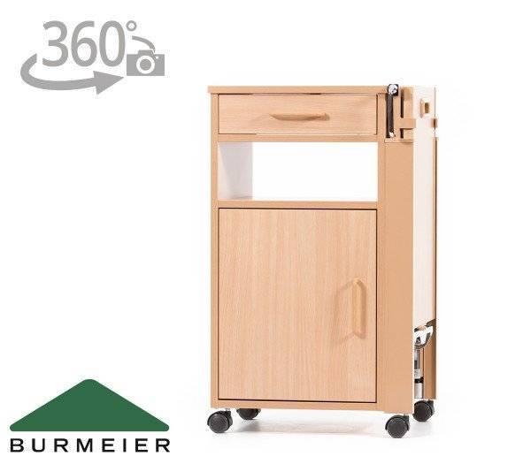 BURMEIER Nachttisch Cherusker mit 360 Grad-Ansicht im rehashop