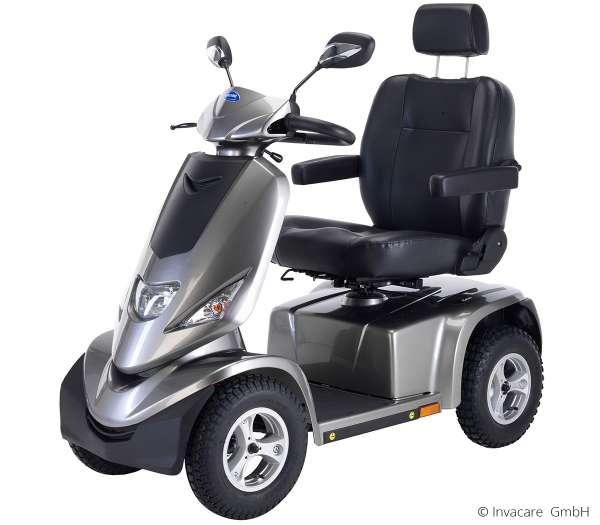 de INVACARE elektrische scootmobiel Cetus
