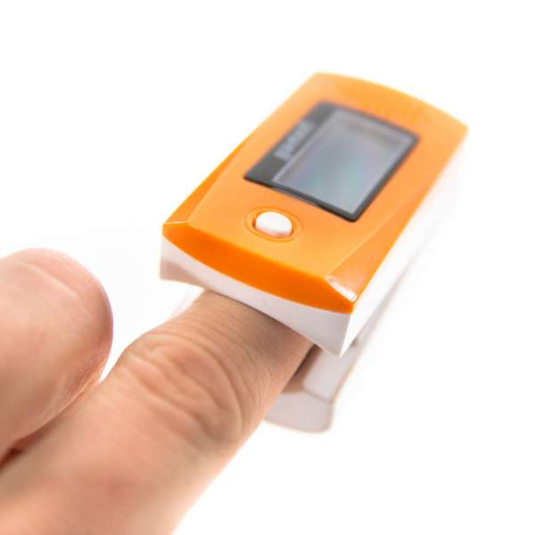 YUWELL Vinger pulsoximeter