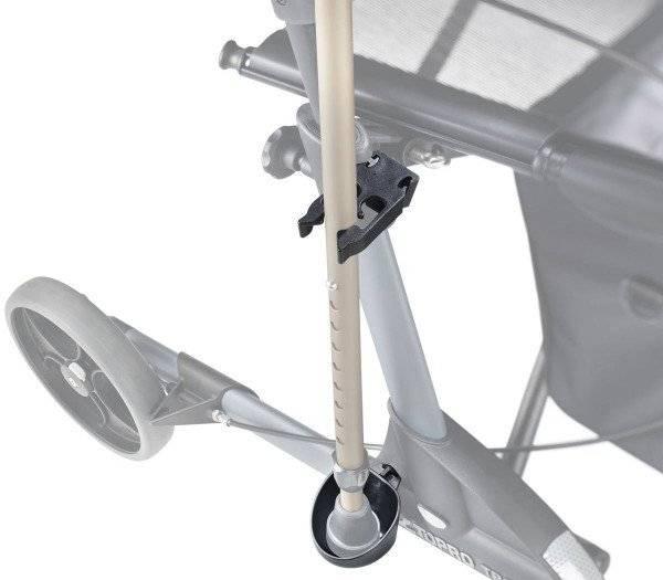 Stockhalter für Rollator TOPRO Olympos