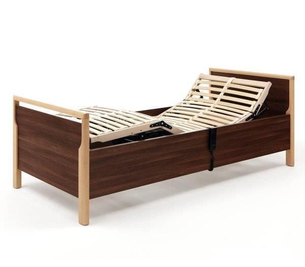 BURMEIER Seniorenbett Relax, ACHTUNG: Bild zeigt Sonderausstattung!