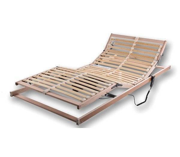 BURMEIER Lattenrost f. Bett Relax - elektronisch verstellbar