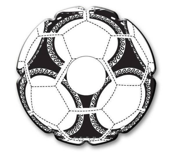 Spaakbeschermer Voetbal