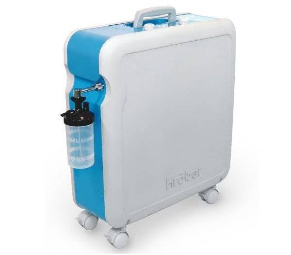 4.0 Zuurstofconcentrator