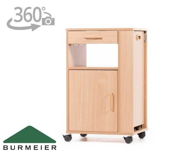 BURMEIER Nachttisch Hermann mit 360 Grad-Ansicht im rehashop