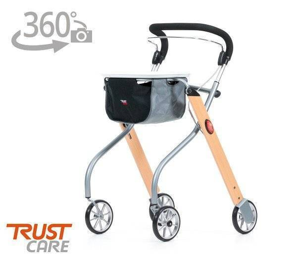 TRUST Indoor Rollator Let's Go