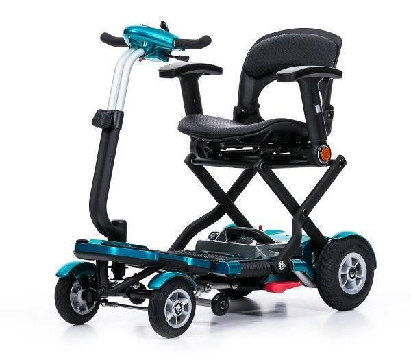 SKYLINE MOBILITY Elektromobil Brio, blau im rehashop kaufen